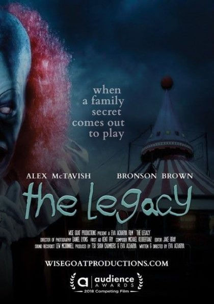 The Legacy Movie Poster