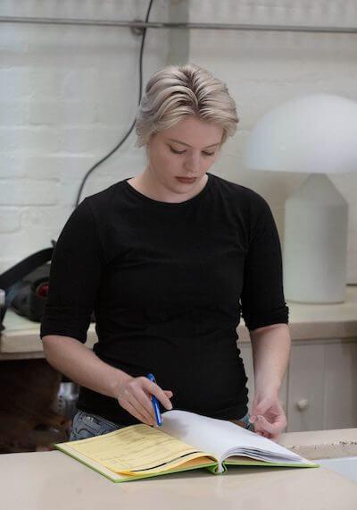 Ally Burnham Writer