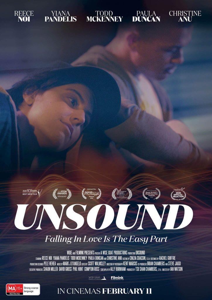 Unsound movie poster
