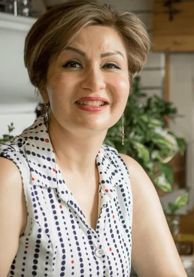 Zhila Hasanloo producer